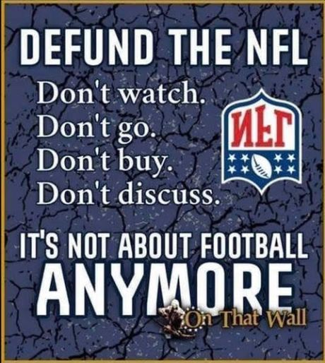 defund the nfl