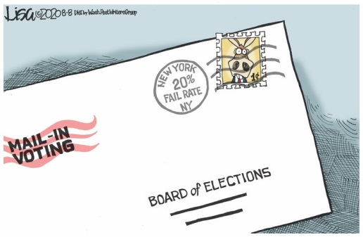 mail-in voting