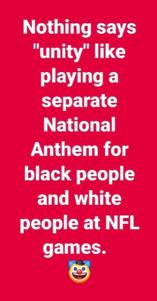 nothing says unity