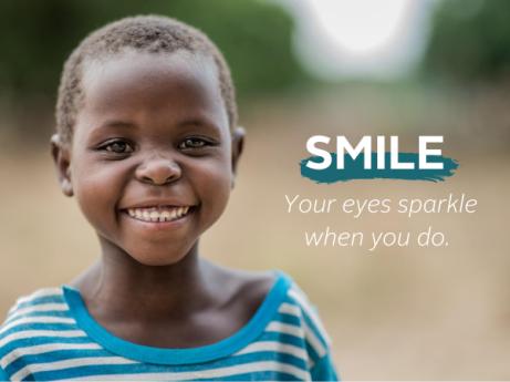 smile eyes