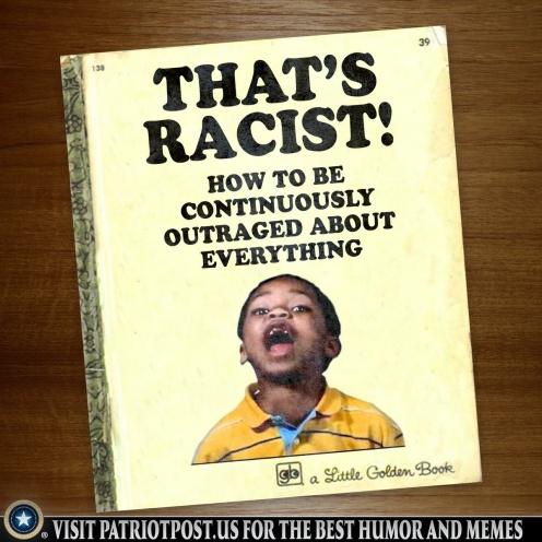 thats racist